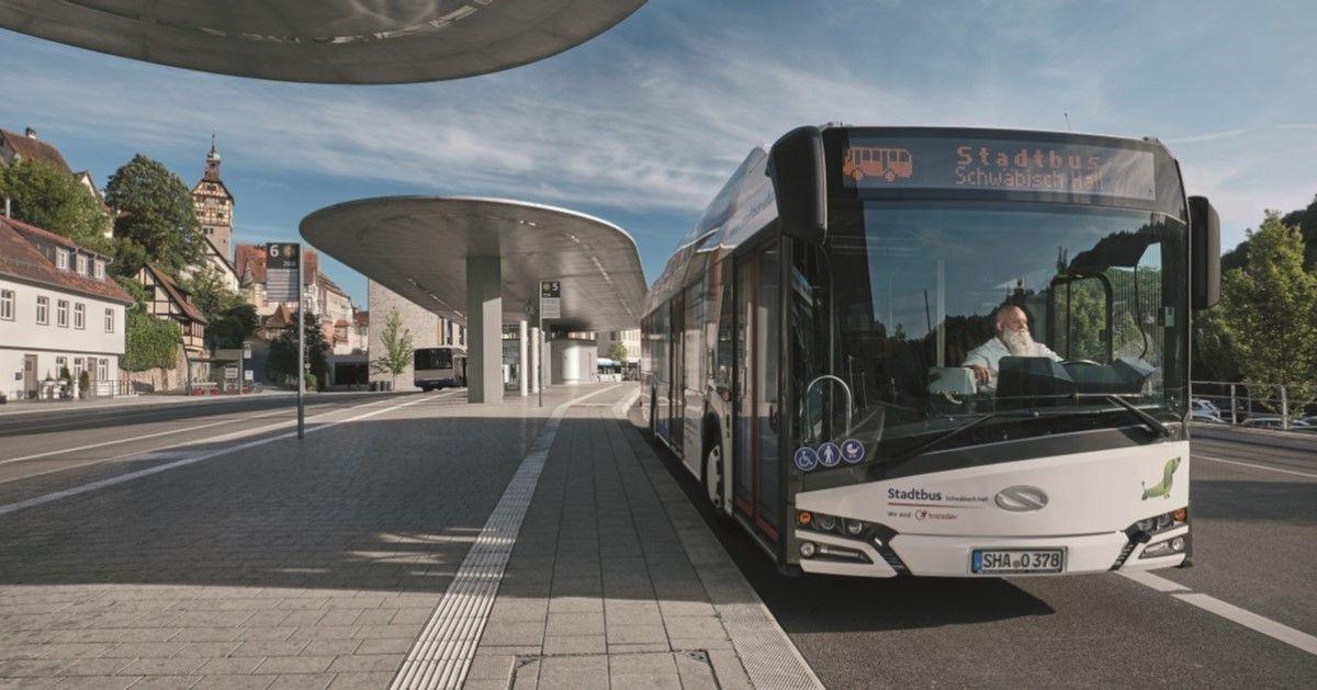 drivetrain elettrica Voith autobus